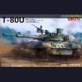 1:35 RPG Model 35001 T-80U Main Battle Tank