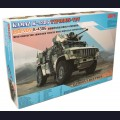 1:35 RPG Model 35002 Russian Typhoon VDV K-4386 with 30 mm 2A42 autocannon