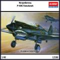 1:48 Academy 12280 Истребитель P-40C Tomahawk