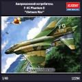 1:48 Academy 12294 Американский истребитель F-4C Phantom II