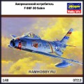 1:48 Hasegawa 07213 Американский истребитель F-86F-30 Sabre