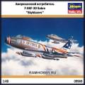 1:48 Hasegawa 09969 Американский истребитель F-86F-30 Sabre