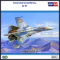 1:48 Hobby Boss 81711 Советский истребитель Су-27