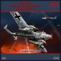 1:48 ICM 48242 Немецкий тяжёлый ночной истребитель Dornier Do.215B-5