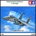 1:48 Tamiya 61029 Американский истребитель F-15C Eagle