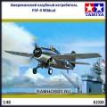 1:48 Tamiya 61034 Американский палубный истребитель F4F-4 Wildcat