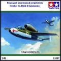 1:48 Tamiya 61097 Немецкий реактивный истребитель Heinkel He.162A-2 Salamander