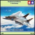 1:48 Tamiya 61114 Палубный истребитель F-14A Tomcat