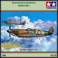 1:48 Tamiya 61119 Британский истребитель Spitfire Mk.I