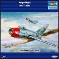 1:48 Trumpeter 02806 Истребитель МиГ-15бис