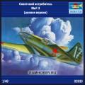 1:48 Trumpeter 02830 Советский истребитель МиГ-3 (ранняя версия)