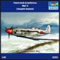 1:48 Trumpeter 02831 Советский истребитель МиГ-3 (поздняя версия)