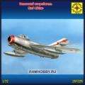 1:72 Моделист 207229   Советский истребитель МиГ-15бис
