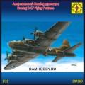 1:72 Моделист 207268   Американский бомбардировщик Boeing B-17 Flying Fortress