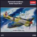 1:72 Academy 12466 Британский истребитель Hawker Tempest Mk.V