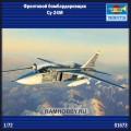 1:72 Trumpeter 01673 Фронтовой бомбардировщик Су-24М