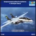 1:144 Trumpeter 03919 Американский палубный истребитель F-14D Super Tomcat