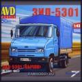 1:43 AVD Models 1405 Бортовой грузовик ЗиЛ-5301