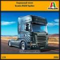 1:24 Italeri 3858 Седельный тягач Scania R620 Topline
