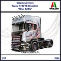 1:24 Italeri 3906 Седельный тягач Scania R730 V8 Streamline