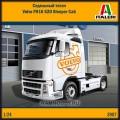 1:24 Italeri 3907 Седельный тягач Volvo FH16 520 Sleeper Cab