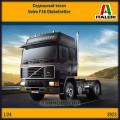 1:24 Italeri 3923 Седельный тягач Volvo F16 Globetrotter