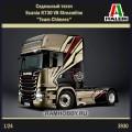 1:24 Italeri 3930 Седельный тягач Scania R730 V8 Streamline