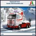 1:24 Italeri 3944 Седельный тягач Scania 143H Streaimline 6x2