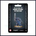 Games Workshop 99070101032 48-84 Space Marines Primaris Lieutenant with Power Sword