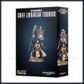 Games Workshop 99120101254 48-100 Ultramarines Chief Librarian Tigurius