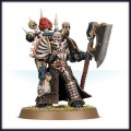 Games Workshop 99070102013 43-44 Chaos Space Marines Master of Executions