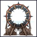 Games Workshop 99120102106 43-70 Chaos Space Marines Noctilith Crown