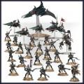 Games Workshop 99120112039 71-89 Drukhari Poisonblade Raiding Party
