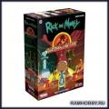 Hobby World 915189 Настольная игра Рик и Морти Анатомический парк