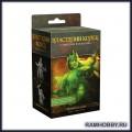 Hobby World 915311 Дополнение к настольной игре Властелин колец: Странствия в Средиземье Обитатели тьмы